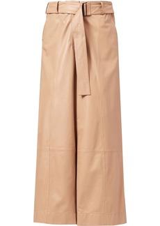 Jason Wu high-rise flared cropped trousers