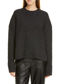 Jason Wu Chevron Sweater