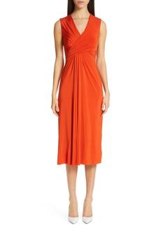 Jason Wu Collection Draped Jersey Dress