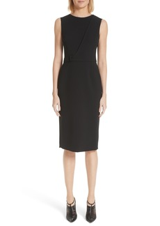 Jason Wu Compact Crepe Dress