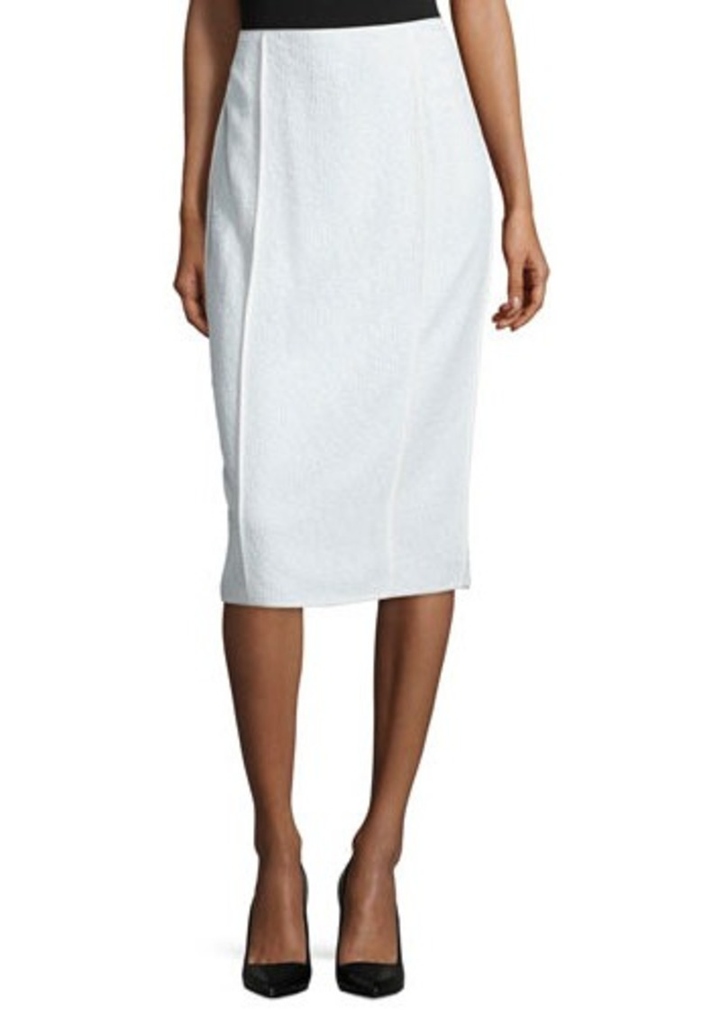 Jason Wu Corded-Lace Pencil Skirt