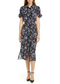 Jason Wu Floral Shirtdress
