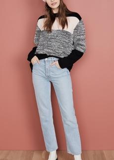 Jason Wu Merino Crew Neck Sweater