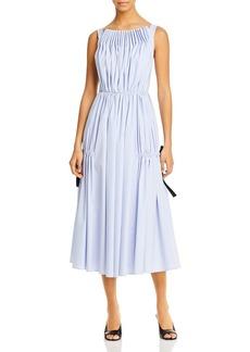 Jason Wu Pleated Midi Dress