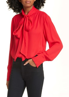 Jason Wu Tie Neck Blouse