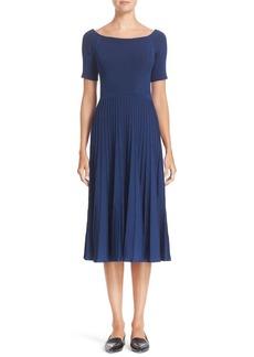 Jason Wu Rib Knit Midi Dress
