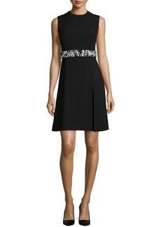 Jason Wu Sleeveless Dress W/Removable Belt