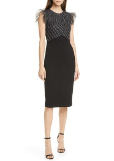 Jason Wu Stretch Ponte Dress