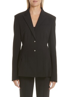 Jason Wu Stretch Scuba Blazer