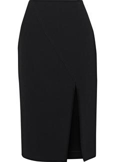Jason Wu Woman Crepe Pencil Skirt Black