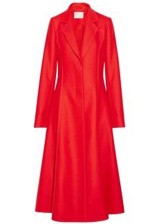 Jason Wu Woman Long Coat Red