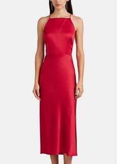 JASON WU Women's Crepe-Back Satin Cocktail Dress