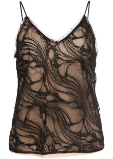 Jason Wu lace detail camisole top