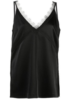 Jason Wu lace-detail vest top
