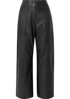Jason Wu Leather Straight-leg Pants