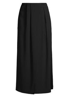 Jason Wu Long Asymmetrical Drape Skirt