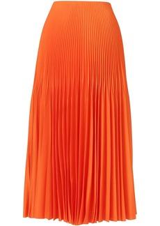 Jason Wu long pleated skirt