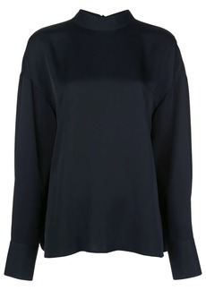 Jason Wu long sleeve tie-fastened blouse
