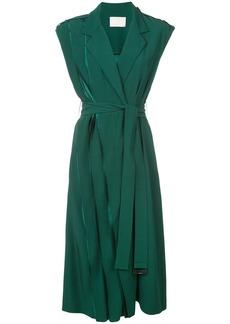 Jason Wu midi wrap dress