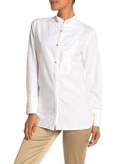 Jason Wu Oxford Shirting Blouse