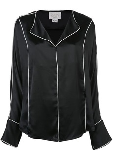 Jason Wu pajama-like blouse