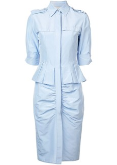 Jason Wu peplum shirt dress