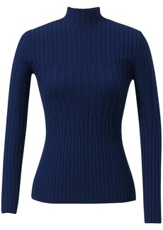 Jason Wu ribbed fitted jumper