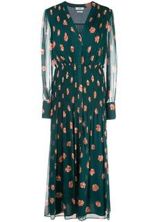 Jason Wu rose print dress