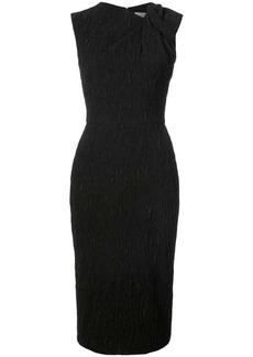 Jason Wu ruched detail sleeveless dress