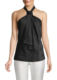 Jason Wu Satin Halter Top