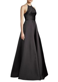 Jason Wu Silk-Blend Satin Ball Gown
