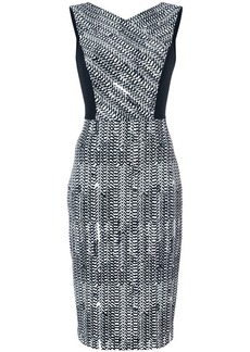 Jason Wu sleeveless fitted dress