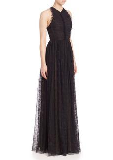 Jason Wu Sleeveless Lace Gown
