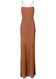 Jason Wu sleeveless shift maxi dress