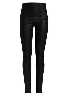 Jason Wu Stitched Leather Pants