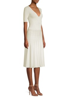 Jason Wu V-Neck Knit Dress