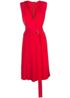 Jason Wu v-neck wrap dress