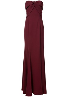 Jay Godfrey Cambrigde strapless dress