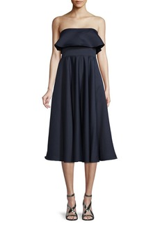Jay Godfrey Campbell Midi Dress