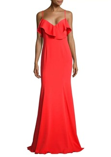 Jay Godfrey Christie Floor-Length Dress