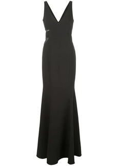 Jay Godfrey cut out panel dress
