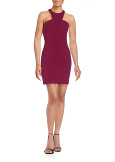 Jay Godfrey Cutout Bodycon Dress