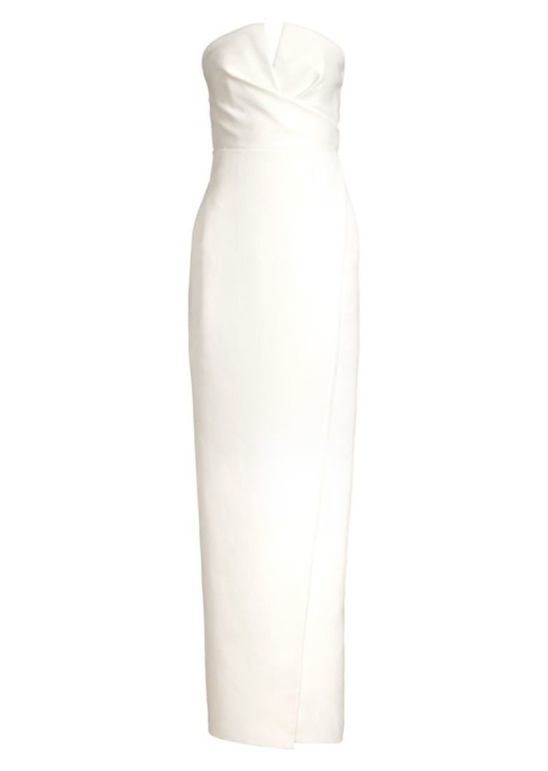 Darcy Strapless Column Gown