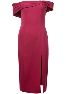 Jay Godfrey Darryl midi dress