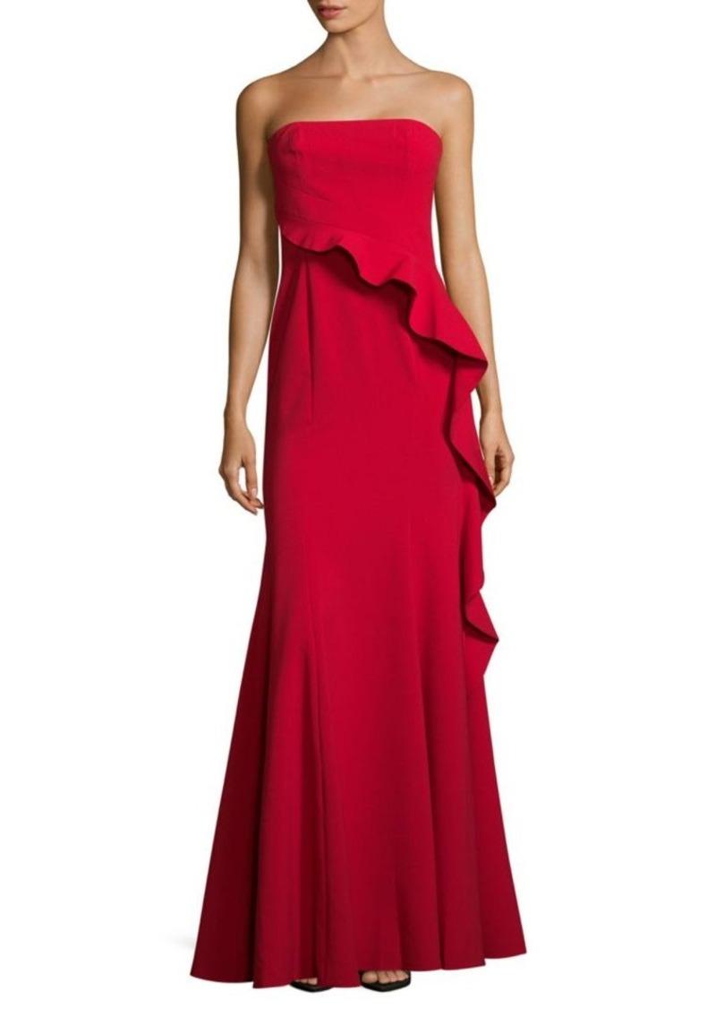 Jay Godfrey Allman Strapless Gown