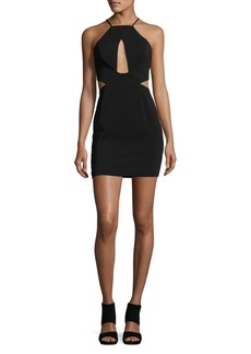 Jay Godfrey Etta Halter Dress