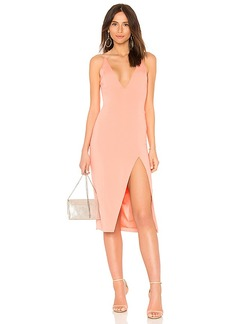 Jay Godfrey Gwendoline Midi Dress