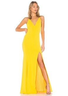 Jay Godfrey Kimberly Gown