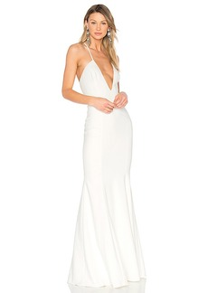 Jay Godfrey Kirani Gown in White. - size 00 (also in 0,2,4,6,8)