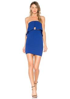 Jay Godfrey Kraus Dress in Blue. - size 2 (also in 4,6)
